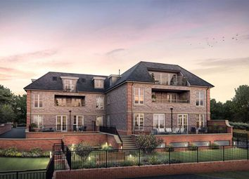 Thumbnail 3 bed flat for sale in Maytree Court, Camlet Way, Hadley Wood, Hertfordshire