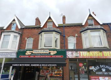 Thumbnail 1 bed flat to rent in Trafalgar Street, St Annes, Lytham St Annes, Lancashire