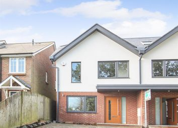 Thumbnail 4 bed property to rent in Ashlyns Road, Berkhamsted
