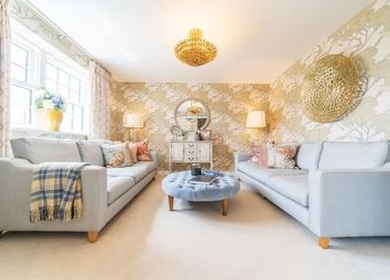 Thumbnail 5 bedroom detached house for sale in Forest Chase, Moulsham Lane, Yateley