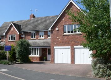 Thumbnail 5 bed detached house to rent in Haydn Jones Drive, Nantwich