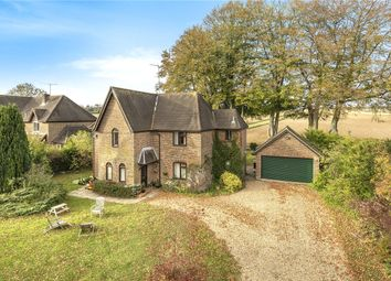 Thumbnail 4 bed detached house for sale in Old Station Road, Itchen Abbas, Winchester, Hampshire