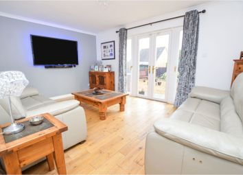 Thumbnail 4 bed detached house for sale in Cortmalaw Crescent, Glasgow