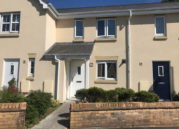 Thumbnail 2 bed terraced house to rent in Llwyn Teg, Fforestfach, Swansea