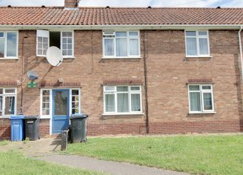 Thumbnail 2 bedroom flat to rent in Shorncliffe Close, Norwich