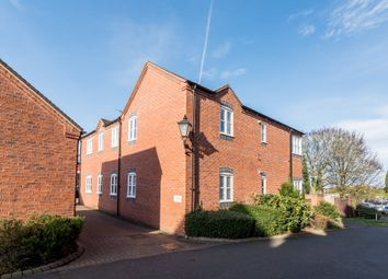 Thumbnail 2 bed flat for sale in Greenhill Mews, Lichfield, Staffordshire