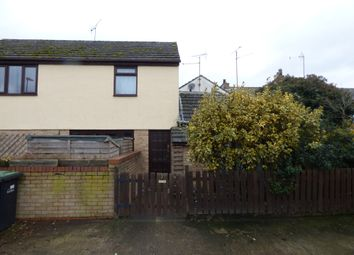 Thumbnail 2 bed flat to rent in Hyde Park, Padnal, Littleport, Ely
