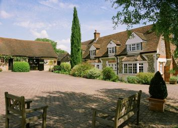 Thumbnail 4 bed farmhouse to rent in Southend, Henley-On-Thames