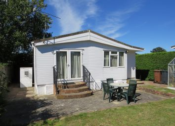 Thumbnail 1 bed mobile/park home for sale in Shirkoak Park, Woodchurch, Ashford