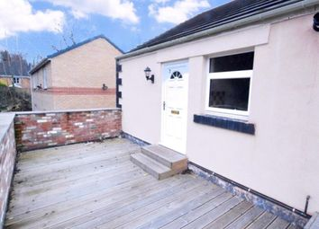 Thumbnail 1 bedroom flat to rent in Sheffield Road, Chesterfield
