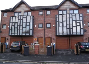 Thumbnail 1 bed town house to rent in Plymouth View, Manchester