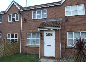 Thumbnail 2 bed terraced house to rent in Mast Drive, Victoria Dock, Hull