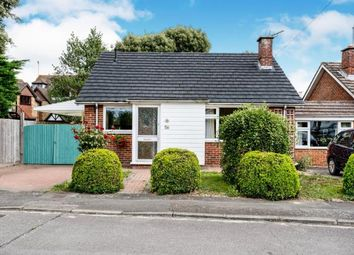 Thumbnail 3 bedroom bungalow for sale in Whyke Close, Chichester, West Sussex, .