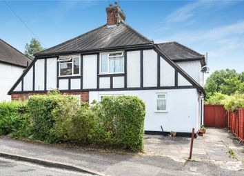 Thumbnail 2 bed semi-detached house for sale in Townsend Way, Northwood, Middlesex