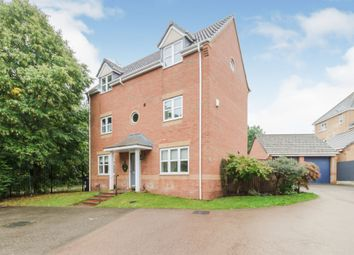 Thumbnail 4 bed detached house for sale in Kestrel Lane, Hamilton, Leicester