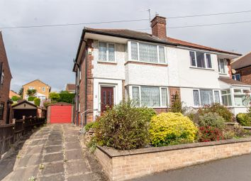 3 bed semi-detached house for sale in Runton Drive, Basford, Nottingham NG6