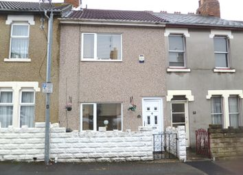 Thumbnail 2 bed terraced house for sale in Ford Street, Swindon
