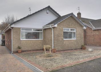Thumbnail 2 bed detached bungalow for sale in Centurian Way, Bedlington