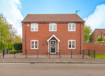 Thumbnail 3 bed detached house for sale in Lavender Drive, Spalding