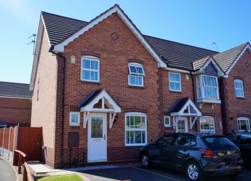Thumbnail 3 bed semi-detached house for sale in Highland Drive, Sutton-In-Ashfield