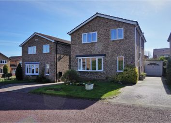 Thumbnail 4 bed detached house for sale in Millrace Close, Darlington
