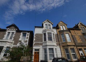 Thumbnail 3 bed maisonette for sale in Jubilee Road, Weston-Super-Mare