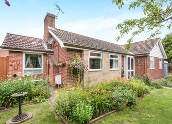 Thumbnail 3 bed detached bungalow for sale in Low Street, Torworth, Retford
