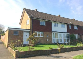 Thumbnail 3 bed semi-detached house for sale in Alway Avenue, West Ewell, Epsom