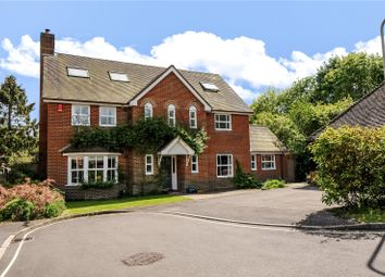 Sarum Close, Winchester, Hampshire SO22. 6 bed detached house for sale