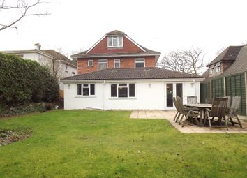 Thumbnail 5 bed detached house for sale in Hurn Road, Christchurch, Dorset
