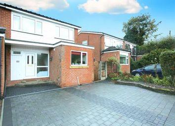Thumbnail Property for sale in Springfield Drive, Wilmslow, Cheshire, Uk