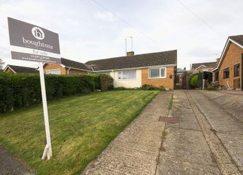 Thumbnail 2 bed semi-detached bungalow for sale in Westminster Close, Brackley