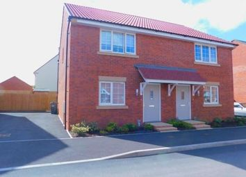 Thumbnail 2 bed property to rent in Knight Road, Wells