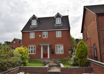 Thumbnail 6 bed detached house to rent in Uppingham Road, Humberstone, Leicester
