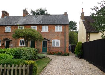 Thumbnail 2 bed cottage to rent in West Street, Sparsholt, Wantage