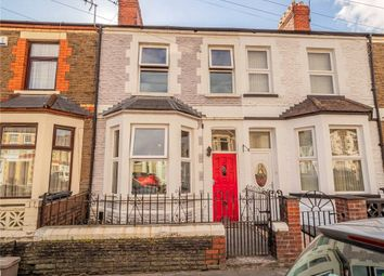 Thumbnail 2 bed terraced house for sale in Inverness Place, Roath, Cardiff