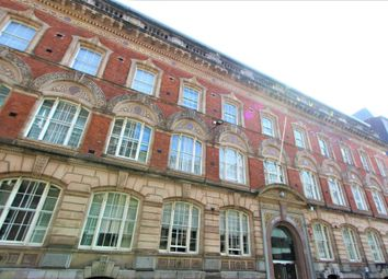 Thumbnail 1 bed flat for sale in Old Hall Street, Liverpool City Central