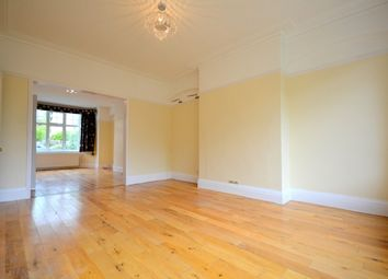 Thumbnail 4 bed semi-detached house to rent in Avondale Avenue, Woodside Park, London