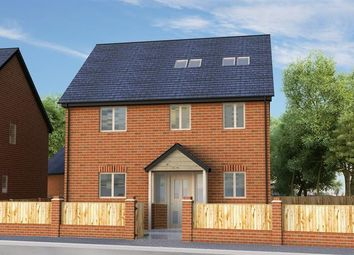 Thumbnail 4 bedroom detached house for sale in Builth Wells, Powys