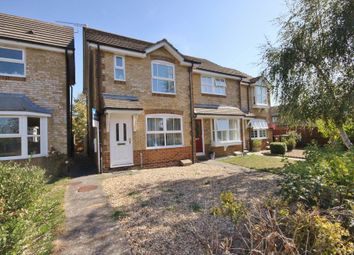 Thumbnail 2 bed terraced house to rent in Jordan Close, Didcot