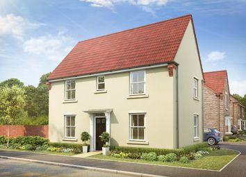 "Thumbnail 3 bed detached house for sale in ""Hadley"" at Langport Road, Somerton"