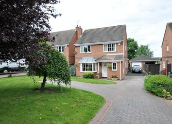 Thumbnail 4 bed detached house for sale in New Street, Oakthorpe, Swadlincote