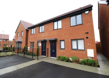 Thumbnail 3 bed semi-detached house for sale in Hamilton Mews, Queenborough