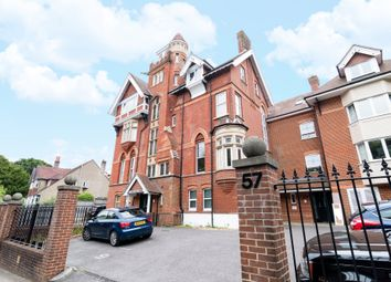 Thumbnail 2 bed flat for sale in East Cliff Lodge, 57 Christchurch Road, Bournemouth