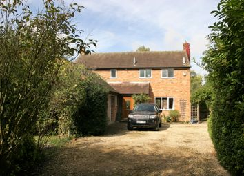 Thumbnail 4 bed detached house to rent in Old Farm Close, Worminghall, Aylesbury