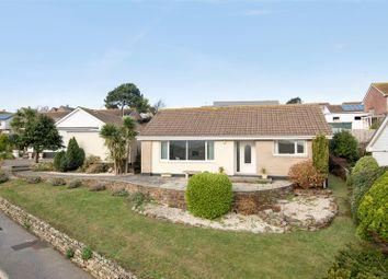 Thumbnail 2 bed detached bungalow for sale in Chyverton Close, Newquay