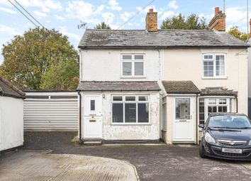 Thumbnail 2 bed semi-detached house for sale in Bierton, Aylesbury, Buckinghamshire