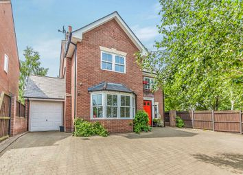 Thumbnail 5 bed detached house for sale in Station Road, Earls Colne, Colchester