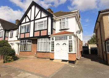Thumbnail 4 bed end terrace house for sale in Sandhurst Drive, Seven Kings, Essex