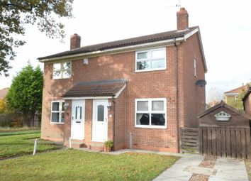 Thumbnail 2 bed property for sale in Oak Road, North Duffield, Selby